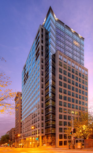 Millennium Tower Property Information
